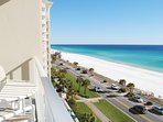 Balcony Majestic Sun 703B  Miramar Beach Destin Florida Vacation Rentals