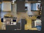 Floor plan, second floor