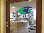Surfside Spa located on the 1st floor.