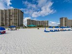 Edgewater offers the best of Florida's white sandy beaches.