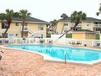 One of the 5 Pools! - Resort has 5 different Pools! Some are heated yer round! Great pool decks to lounge and Sun with...
