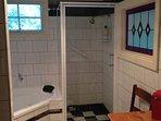 Spa Bathroom with walk in shower