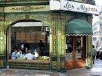 Café Misiones Ciudad vieja