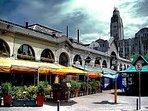 Mercado del puerto ciudad vieja