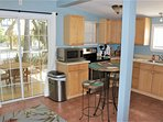 Back Studio Kitchen Area