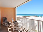 Balcony Islander Beach 2012 Fort Walton Beach Okaloosa Island Vacation Rentals