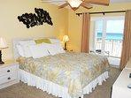 Master Bedroom Islander Beach 2012 Fort Walton Beach Okaloosa Island Vacation Rentals