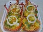 fresh sea food available in restaurants in Ocho Rios