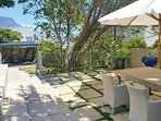 Private Terrace with Outdoor Dining Area and BBQ