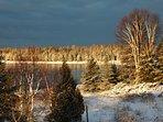 winter's view