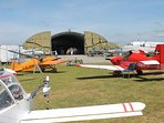 Visit these iconic planes at Cornwall Aviation Heritage Centre only 10 minutes away.