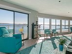 Bay front living