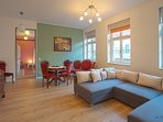 LLAG Luxury Vacation Apartment in Leipzig - 993968 sqft, central area