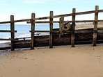 The Groynes at Normans Bay
