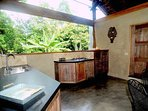 Casa Anak Fully equipped kitchen