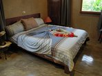 Casa Anak King size bed with high quality mattress