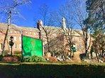 Manhattan College: a private, prestigious school is a 5 minute walking distance