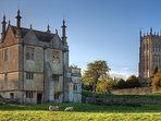 The Old Banqueting Hall, Chipping Campden