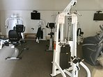 Exercise Room, located to East of Elevators on 3rd Floor