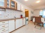 Kitchen + diningroom