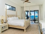 4 Identical King Guest Masters each with Pacific Ocean views and Ensuite Bathrooms.