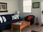 Living Space - New Sofa!