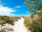 Beach Path to the Gulf