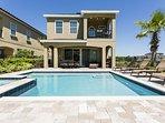 Building,Pool,Water,Palm Tree,Tree
