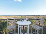 Duneridge 2108 Oceanfront Balcony