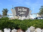 Visit the FAMOUS Salt Rock Grill for an amazing meal