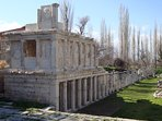 Aphrodisias, 1,5 hours drive from Goldsmith House