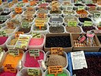 Herbs and spices, Saturday market, Selcuk