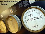 Penderyn Award winning Distillery, 15 minutes up the road.  Enjoy a Tour with tasters at the end!