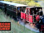 This beautiful little railway is loved by children and adults alike. Only 20 mins from '266'