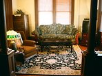 Attractively furnished comfortable living/sitting room