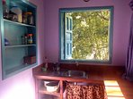 Kitchen - The Hummingbird Suite - Vilcabamba