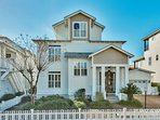 Front of 4484 Oceanview Drive