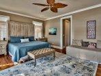 Master King Bedroom - 2nd Floor