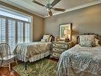 2nd Floor - Twin Bedroom