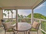A rejuvenating Hawaii getaway awaits you at this charming vacation rental condo!