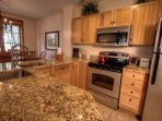 SkyRun Property - '8452 Dakota Lodge' - Kitchen - Open floor plan to entertain while cooking.