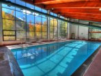 Pines Pool - The Pines pool is the largest in Keystone Resort. There is also a 10 person hot tub, changing rooms, and a...