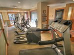 Fitness Center - Fitness Center, exclusive to Springs guests.