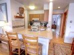 Kitchen View #1 - Fully functional, spacious kitchen.