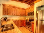 Recently updated kitchen - Recently remodeled kitchen has brand new Stainless steel appliances, Granite counter tops...