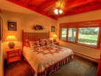 Master Bedroom - And a private en suite master bathroom.