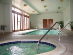 Pool and Hot Tub - The Oro Grande Pool and Hot Tub