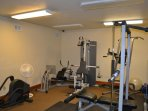 Work Out Room - Oro Grande has great amenities including a work out room!