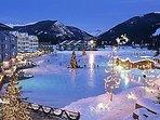 Keystone Lake Winter - Colorado Christmas!