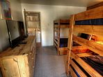 Bunk Room - Newly added bunk beds are great for the kids